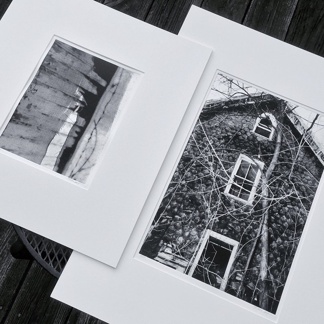 Michael Ast, michaelast, photopolymer, photo-etching, photopolymer etching, etching, intaglio, printmaking, Hahnemuhle Copperplate, matted, Chabronnel, prints, urbex, abandoned, haunting