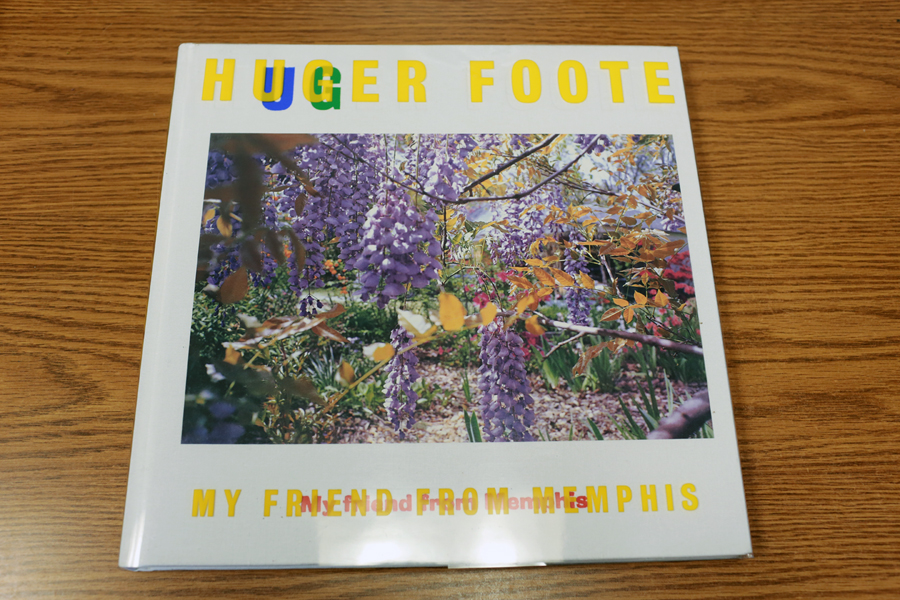 """Hugar Foote"" Hugar Foote ""My Friend from Memphis"", ""Foote book"""