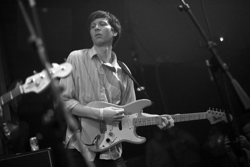 Parquet Courts, Austin Brown