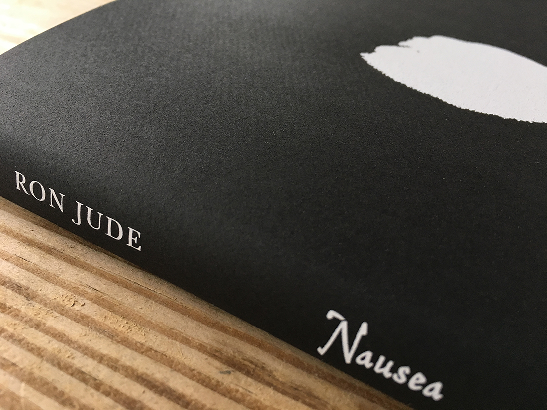 photobook, Nausea, Ron Jude, Mack Books, Michael Ast, book review, Sartre