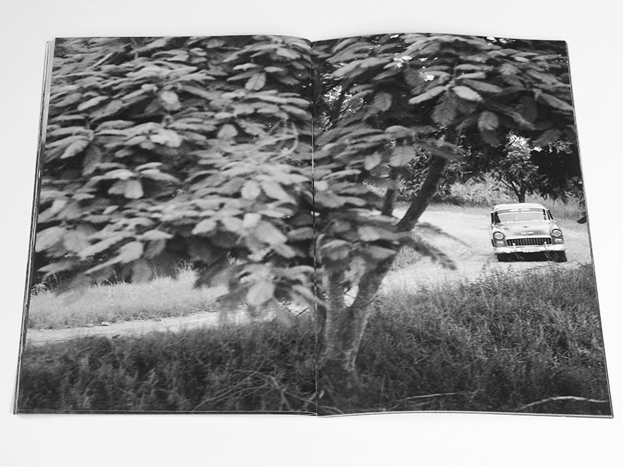 These Windows Are Tinted To Help You Sleep, Michael Ast, zine, Cuba, Vinales, road trip, low-fi, self-publish, photozine, black and white photography, visceral, stream of consciousness, driveby, tinted windows