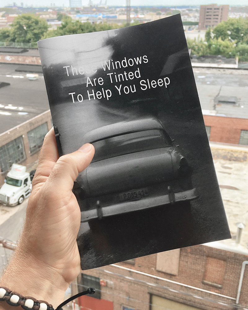 These Windows Are Tinted To Help You Sleep, zine, self publish, self-publish, Michael Ast, Vinales, Cuba, Havana, low-fi